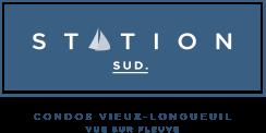 Logo Station Sud - Condos à vendre Vieux-Longueuil